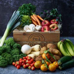 Medium Veg & Fruit Box