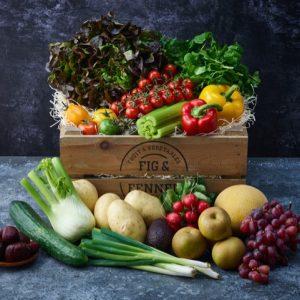 Salad & Fruit Box