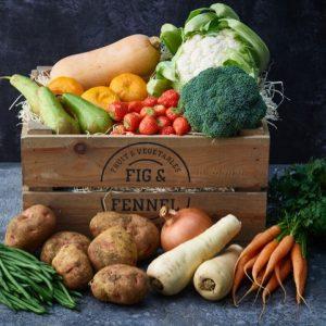 Small Veg & Fruit Box