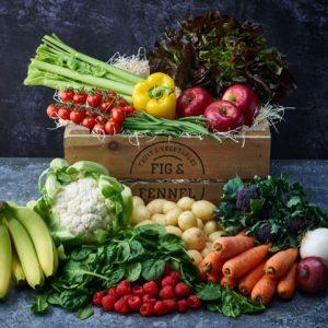 Small Veg, Fruit & Salad Box