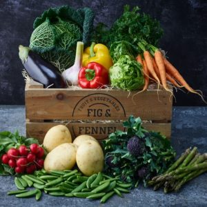 Small Veg & Salad Box